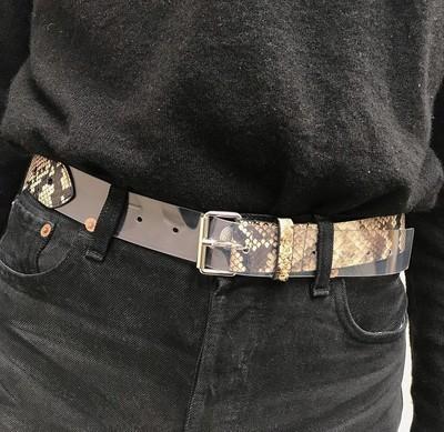 3/4 Belt - © D'heygere