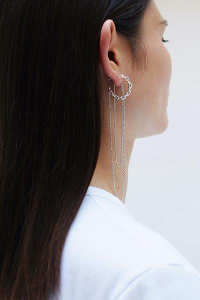 Chain Pendant/Hoop - © D'heygere