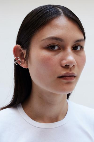 Chain Ring/Ear Cuff - © D'heygere