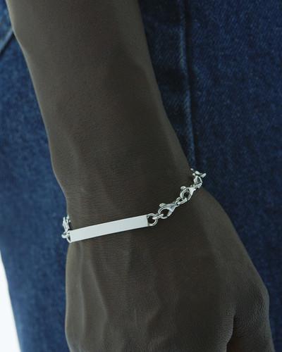 Clasp ID Bracelet - © D'heygere