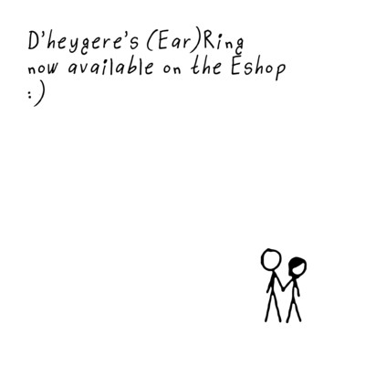 (Ear)Ring - © D'heygere