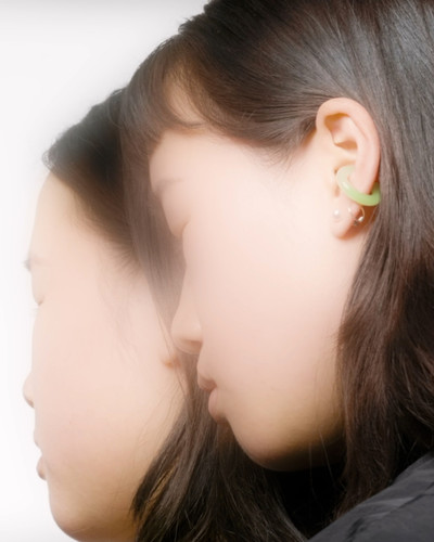 Fortune Ear Cuff - © D'heygere