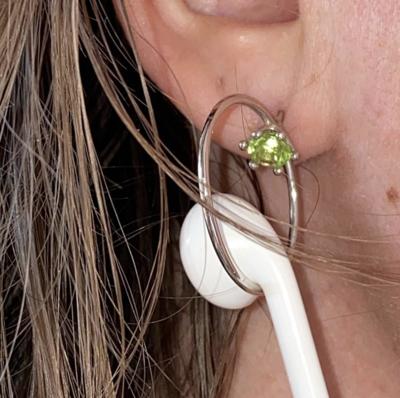 Hoop Earrings - © D'heygere