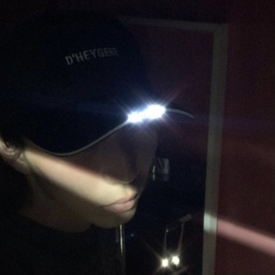 Light Cap - © D'heygere