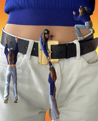 Lighter Belt - © D'heygere