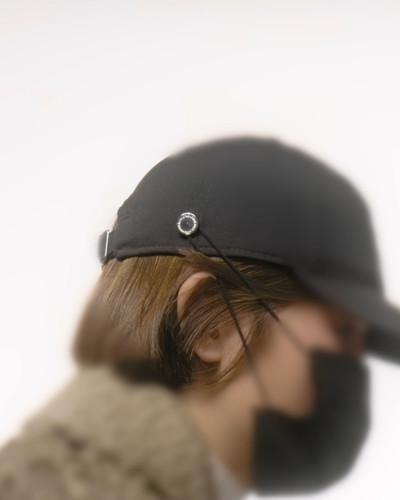 Mask Cap - © D'heygere