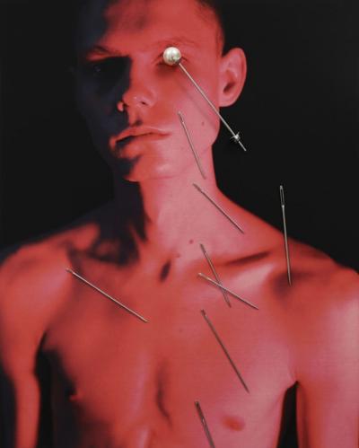 Pearl Pin - © D'heygere
