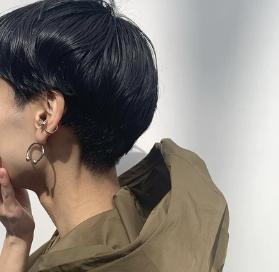 Piercing Earring - © D'heygere
