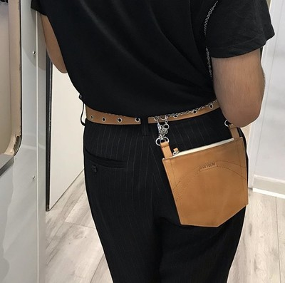 Pocket Belt - © D'heygere