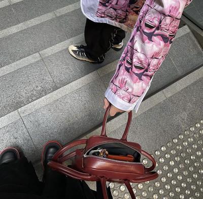Twister Bag - © D'heygere