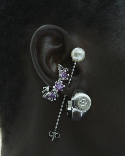 Wheel Ear Cuff - © D'heygere