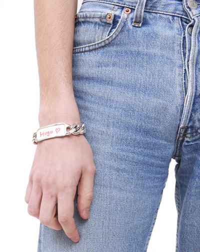 White Board Bracelet - © D'heygere