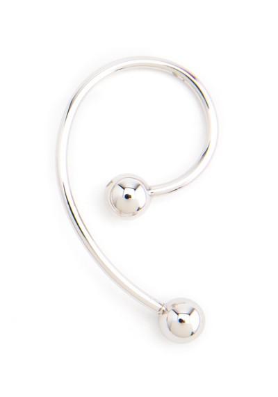 Ear Wrap Silver - © D'heygere
