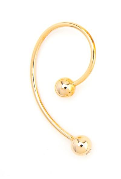 Ear Wrap Gold - © D'heygere