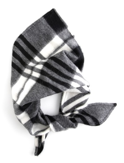 Head Kerchief White - © D'heygere