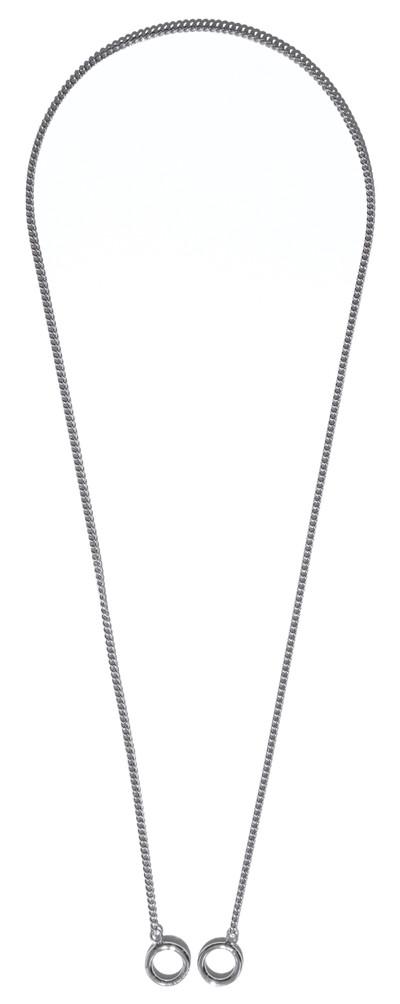 Holder Necklace Silver - © D'heygere