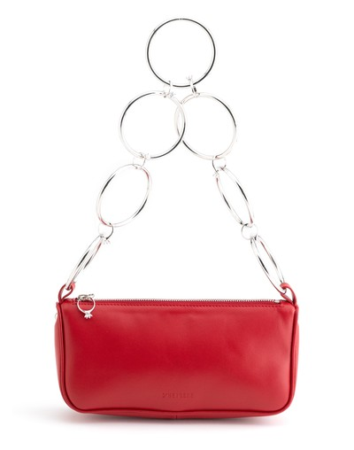Jewelry Bag Red - © D'heygere