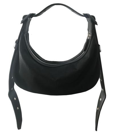 Trench Coat Bag Black - © D'heygere