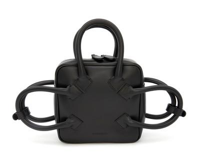 Twister Bag Black - © D'heygere